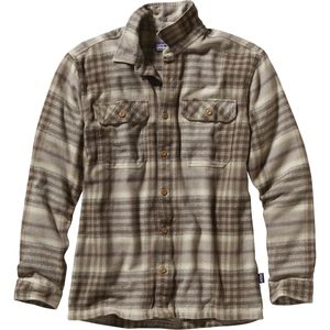 Patagonia Fjord Flannel Shirt - Long-Sleeve - Men's