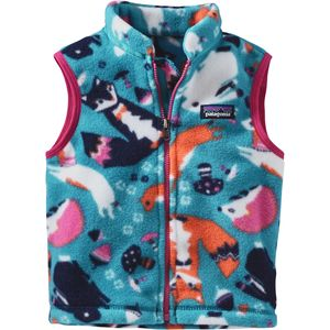 Patagonia Synchilla Vest - Toddler Girls'