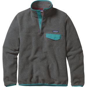 Patagonia Synchilla Lightweight Snap-T Fleece Pullover - Women's