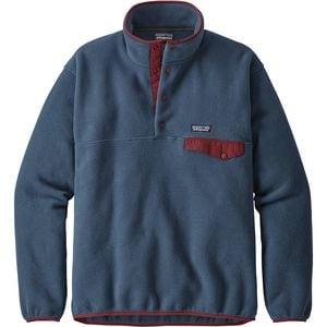파타고니아 Patagonia Lightweight Synchilla Snap-T Fleece Pullover- Mens