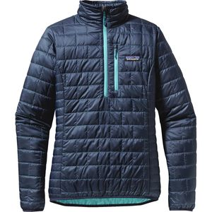 Patagonia Nano Puff Pullover Insulated Jacket - Women's