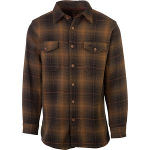 Pacific Trail Brawny Flannel Shirt - Men's