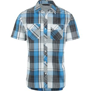 Siphon Toffino Plaid Shirt - Short-Sleeve - Men's