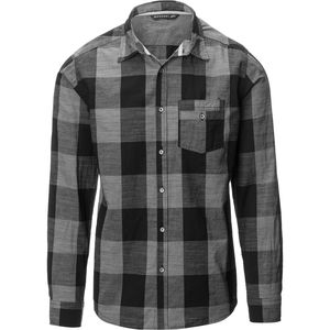 Siphon The Hicks Buffalo Plaid Button-Down Shirt - Men's