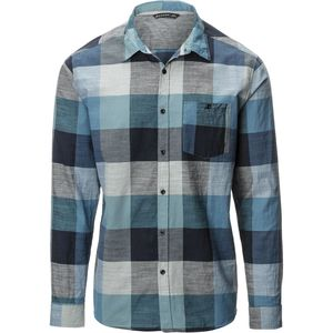 Siphon The Sanford Exploded Plaid Button-Down Shirt - Men's