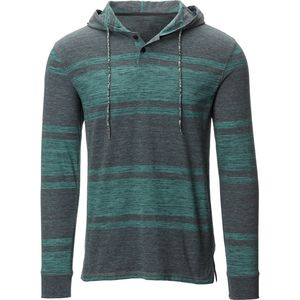 Siphon Coyote Hooded Henly Shirt - Men's