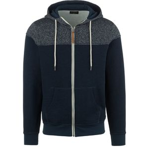 Siphon Color Blocked Full Zip Hoodie - Men's