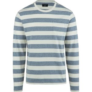Siphon Sailor Stripe Crew Shirt - Men's
