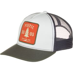 Pistil Burnside Trucker Hat