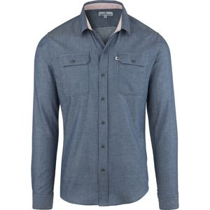 Parker Dusseau Lightweight Cotton Workshirt - Long-Sleeve - Men's