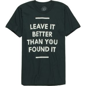 Parks Project Leave It Better T-Shirt - Short-Sleeve - Men's