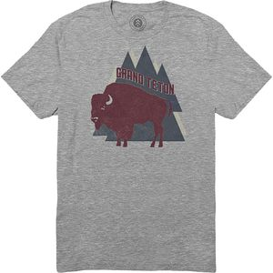 Parks Project Grand Teton Crew - Short-Sleeve - Men's