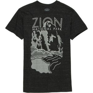 Parks Project Zion Cliff T-Shirt - Short-Sleeve - Men's