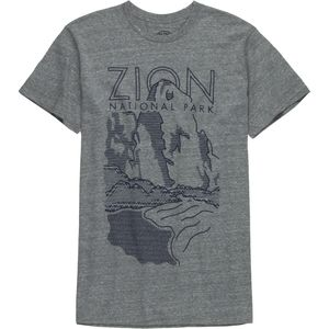Parks Project Zion Crew - Short-Sleeve - Men's