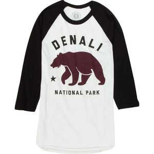 Parks Project Denali Bear Raglan T-Shirt - Long-Sleeve - Men's