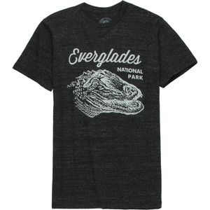 Parks Project Everglades Crew - Short-Sleeve - Men's