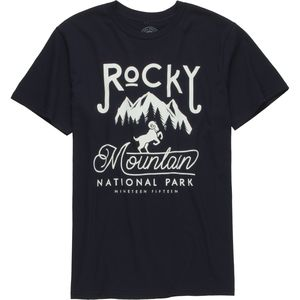 Parks Project Rocky Mountain Ram Crew - Short-Sleeve - Men's