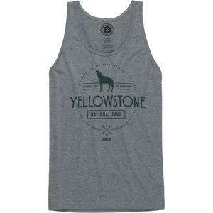 Parks Project Yellowstone Wolf Tank Top - Men's