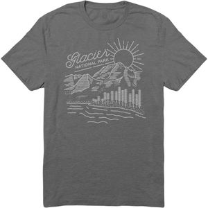 Parks Project Glacier Vista T-Shirt - Men's