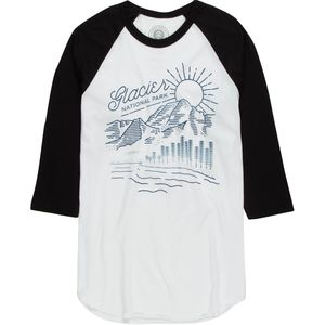 Parks Project Glacier Vista Raglan T-Shirt - Long-Sleeve - Men's