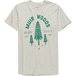 Parks Project Muir Woods Redwood T-Shirt - Men's
