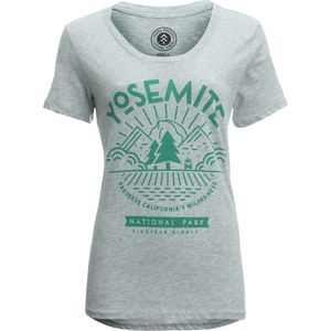 Parks Project Yosemite Valleyview T-Shirt - Short-Sleeve - Women's