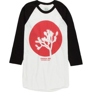 Parks Project Joshua Tree Sun Raglan T-Shirt - Long-Sleeve - Men's