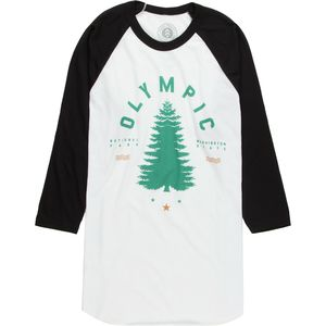 Parks Project Olympic Tree Raglan T-Shirt - Men's