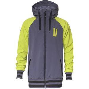Planks Clothing Reunion Softshell Full-Zip Hoodie - Men's