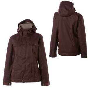 Planet Earth Vantage Jacket - Womens