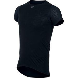 Pearl Izumi Transfer Wool Cycling Baselayer - Short-Sleeve - Men's