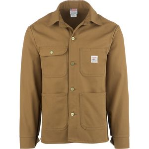 Pointer Brand Brown Duck Chore Coat - Men's