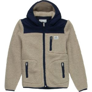 Penfield Carson Hooded Pile Fleece Jacket - Boys'