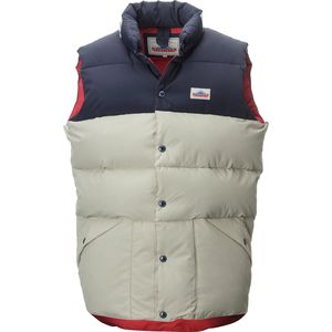 Penfield Outback Colorblocked Down Vest - Men's