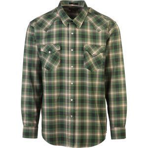 Pendleton Epic In Worsted Flannel Shirt - Long-Sleeve - Men's