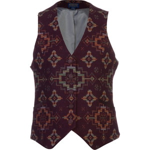 Pendleton Gambler Girl Vest - Women's