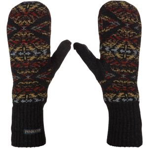 Pendleton Fleece-Lined Mitten