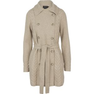Pendleton Tweedy Trench Sweater - Women's