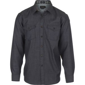 Pendleton Carson WoolDenim Fitted Shirt - Long-Sleeve - Men's