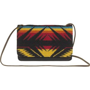 Pendleton Slim Wallet with Strap - Women's