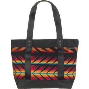 Pendleton Small Snap Canvas Tote