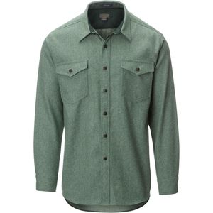Pendleton Cascade Denim Fitted Shirt - Long-Sleeve - Men's