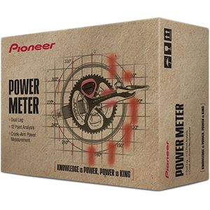 Pioneer Power Meter Installation Kit for Consumer Supplied Cranks
