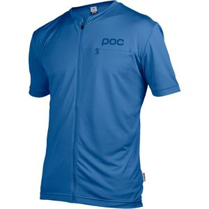 POC Trail Light Zip T-Shirt - Short-Sleeve - Men's