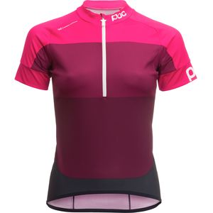 POC Fondo Half Zip Jersey - Short-Sleeve - Women's