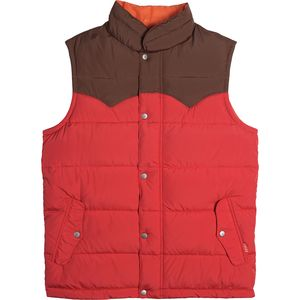 Poler Guide Down Vest - Men's