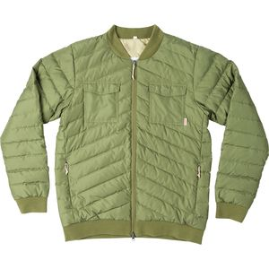 Poler Down Bomber Insulated Jacket - Men's