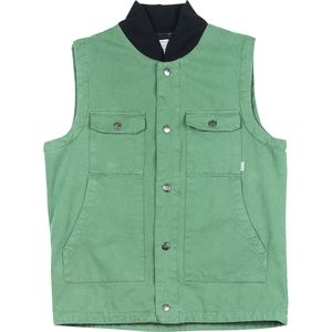 Poler Stanley Canvas Vest - Men's