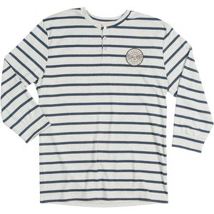 Poler Ned Henley Shirt – Long-Sleeve - Men's