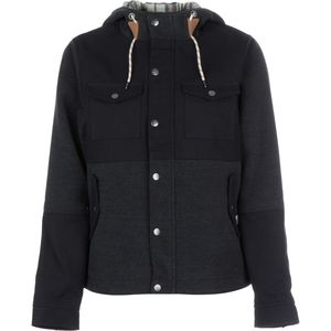 Poler Pinion Wool/Canvas Jacket - Women's